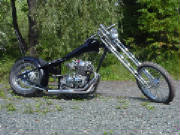 Honda CB750SOHC - Rigid Chopper - UB east coast