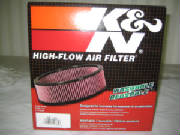 KN Air Filters