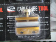 MSR Cable luber